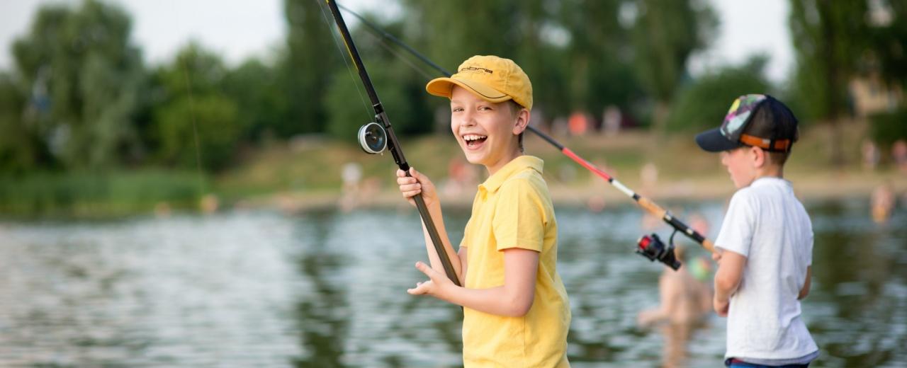 Family Fishing Winthrop WA