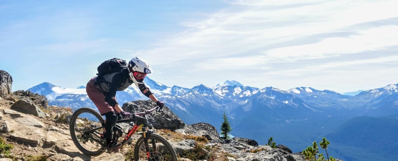 Mountain Biking in North Cascades