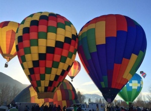 Winthrop Balloon Festival