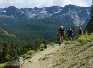 Mountain Biking, North Cascades WA