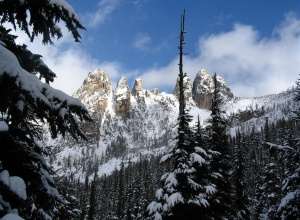 Liberty Bell, North Cascades