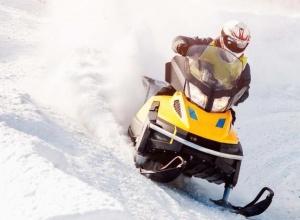 Snowmobiling, Winthrop WA