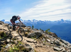 Mountain Biking in North Cascades
