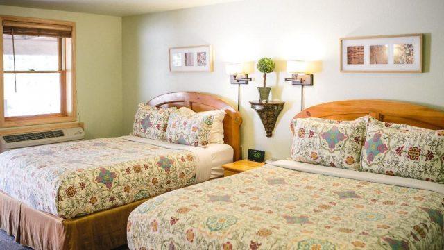Standard room Mt Gardner Inn